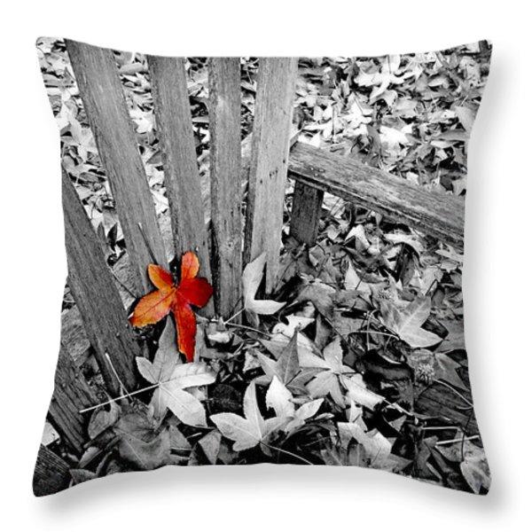 Set Apart Throw Pillow by Bonnie Bruno