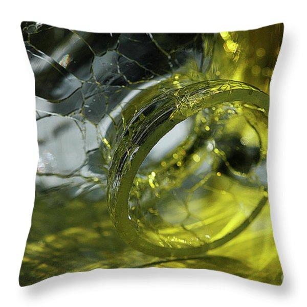 Simplicity Throw Pillow by Cindi Ressler