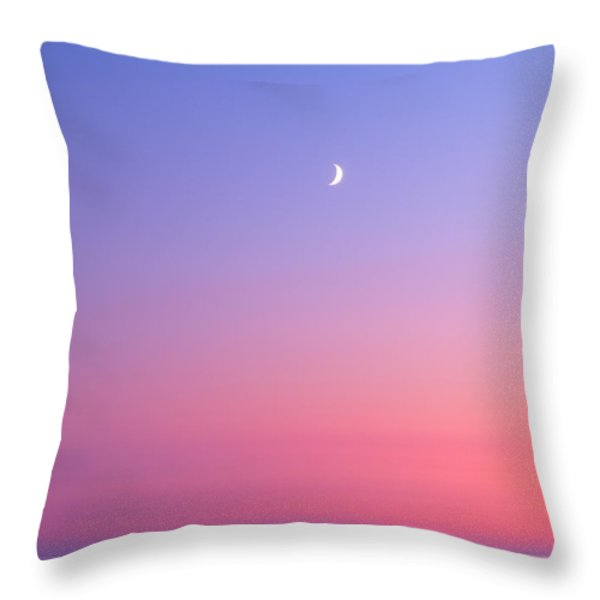 Simplistic Wonders of the Earth Throw Pillow by Darren  White