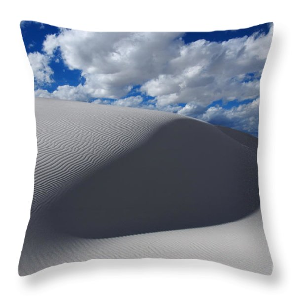 Simply Enchanted Throw Pillow by Vivian Christopher