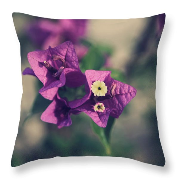 So Real That It Makes Me Wanna Cry Throw Pillow by Laurie Search
