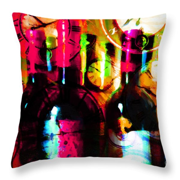 Some Things Get Better With Time m20 Throw Pillow by Wingsdomain Art and Photography