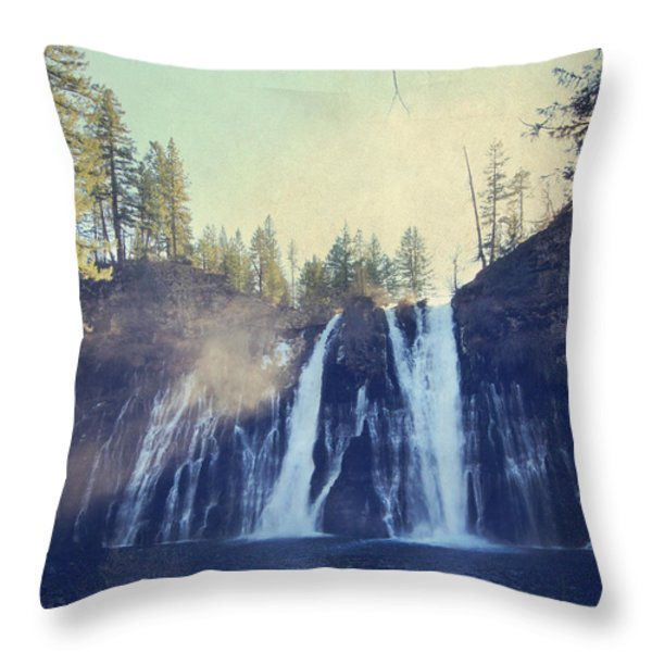 Splendor Throw Pillow by Laurie Search