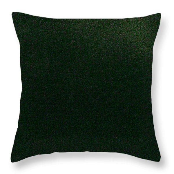 spot or moon two Throw Pillow by Sir Josef Putsche
