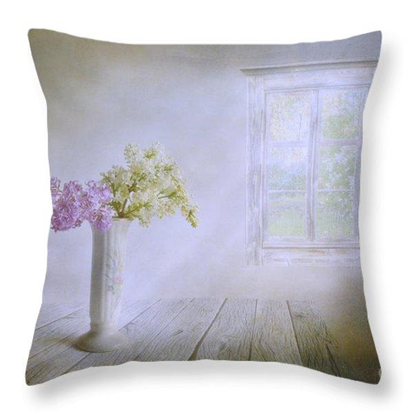 Spring Dream Throw Pillow by Veikko Suikkanen