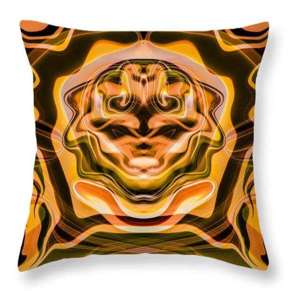 Star Trek Throw Pillow by Omaste Witkowski