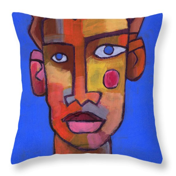 Still Waters Throw Pillow by Douglas Simonson