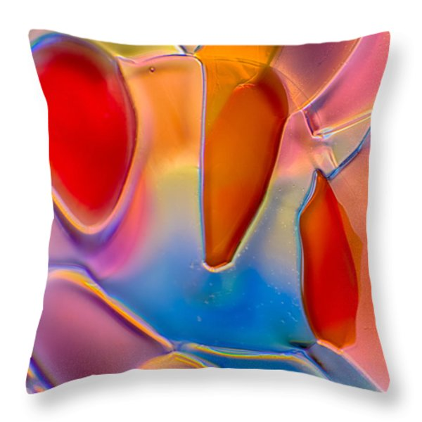 Stitch Throw Pillow by Omaste Witkowski
