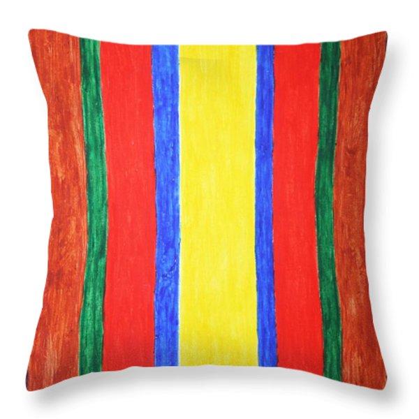 Vertical Throw Pillow by Stormm Bradshaw