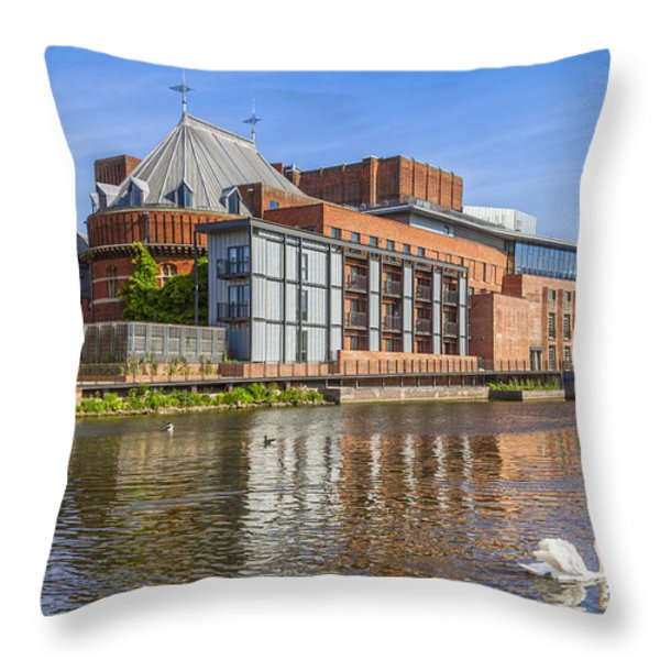 Stratford Throw Pillows for Sale