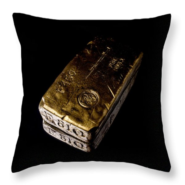 Success Throw Pillow by Edward Fielding