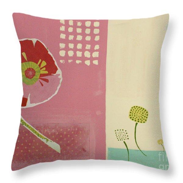Summer 2014 Throw Pillow by Aimelle