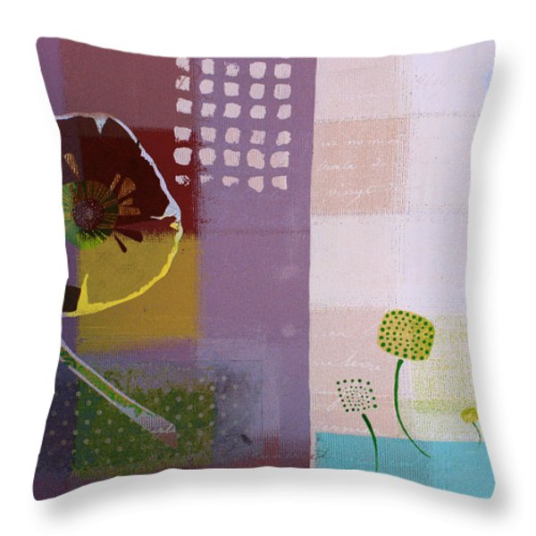 Summer 2014 - J103112106ecpp Throw Pillow by Variance Collections