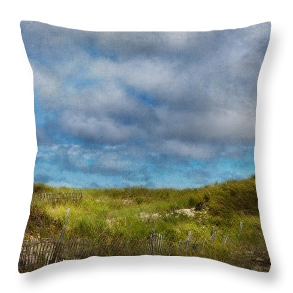 Sun Dance Throw Pillow by Bill  Wakeley