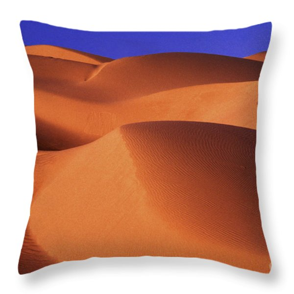 Sunrise Dunes 312 Throw Pillow by Paul W Faust -  Impressions of Light