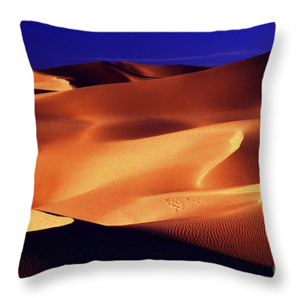 Sunrise shadows Throw Pillow by Paul W Faust -  Impressions of Light