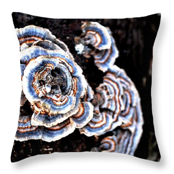 Surprising II Throw Pillow by Carlee Ojeda