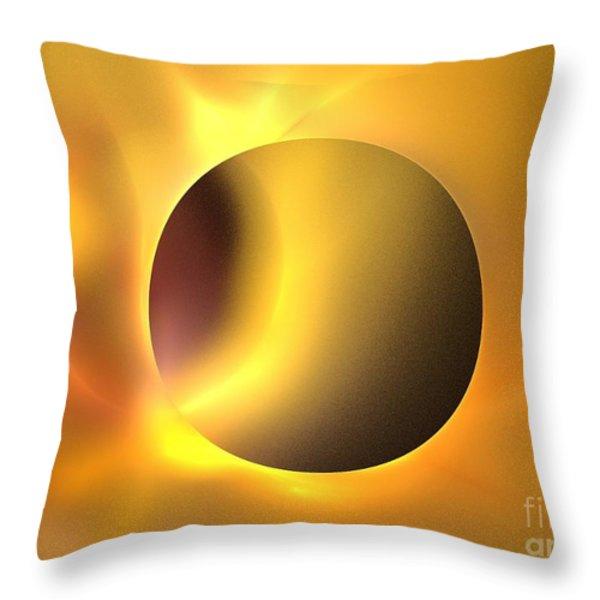 Surya Throw Pillow by Kim Sy Ok