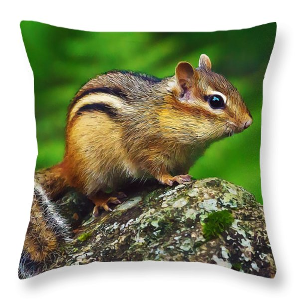 Sweetpea Poses Throw Pillow by Bill Caldwell -        ABeautifulSky Photography