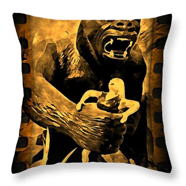 Take 327 Throw Pillow by John Malone