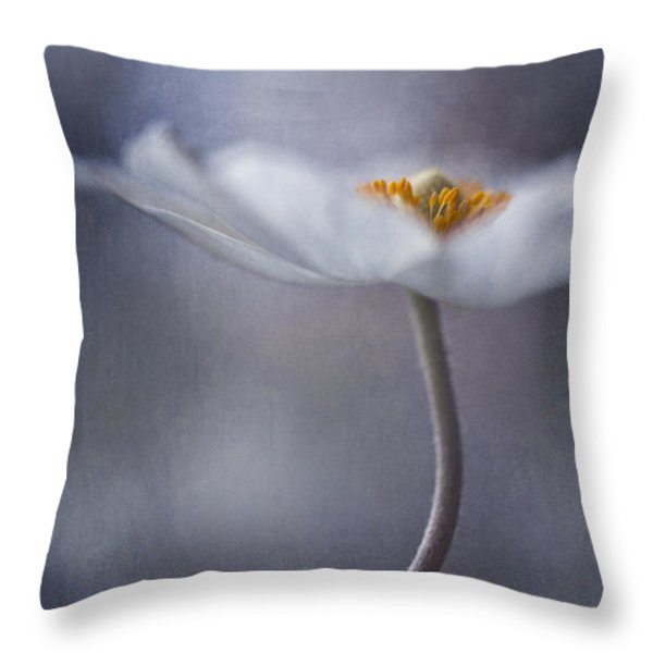 the beauty within Throw Pillow by Priska Wettstein