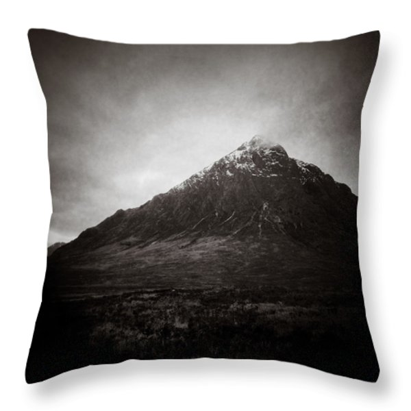 The Beuckle 2 Throw Pillow by Dave Bowman