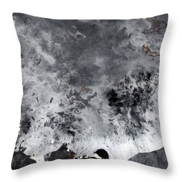 The Cloud Throw Pillow by Patrick Morgan