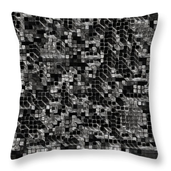 The Collective Throw Pillow by Jack Zulli