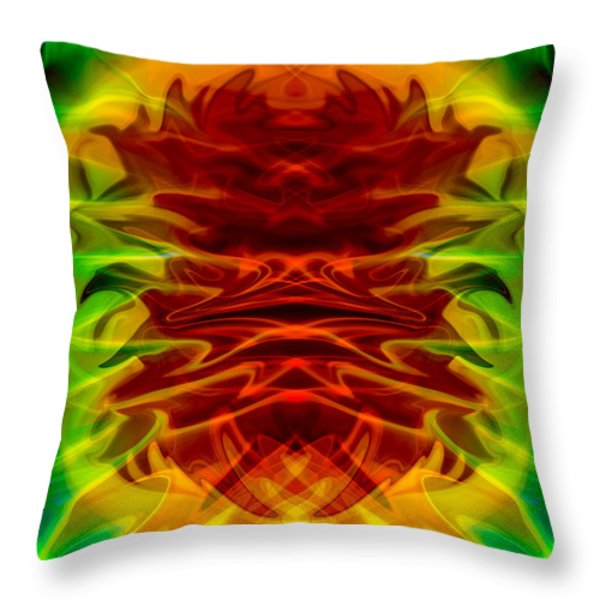 The Great And Powerful Oz Throw Pillow by Omaste Witkowski
