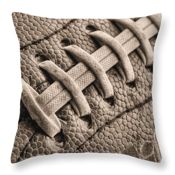 The Path BW Throw Pillow by JC Findley