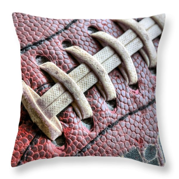 The Path Throw Pillow by JC Findley