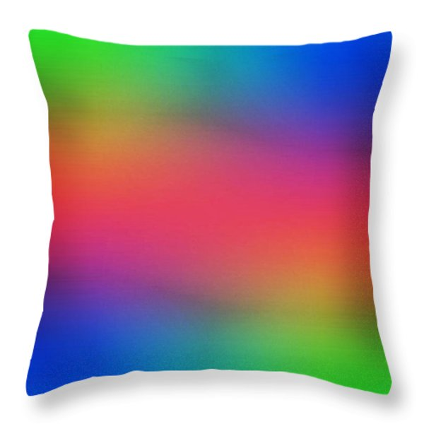 the Throw Pillow by Revad David Riley