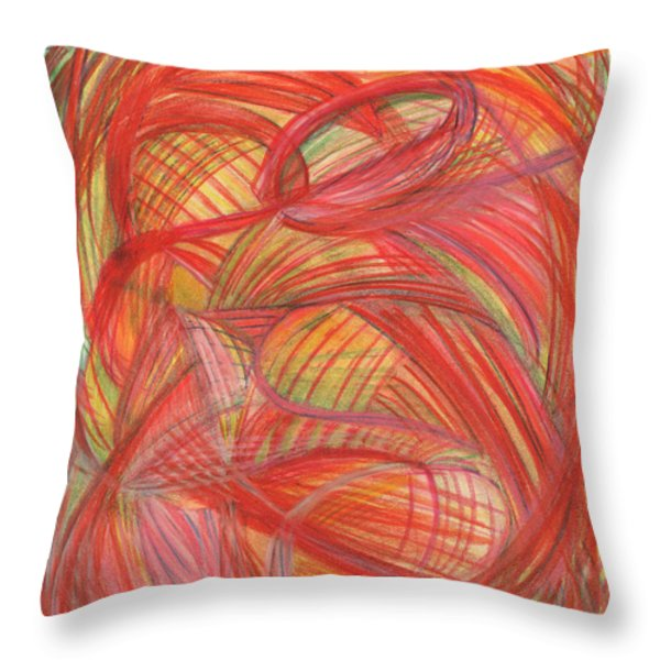 The Voice Of Daring-vertical Throw Pillow by Kelly K H B