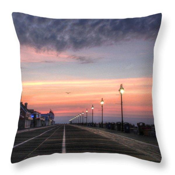 The Way I Like It Throw Pillow by Lori Deiter
