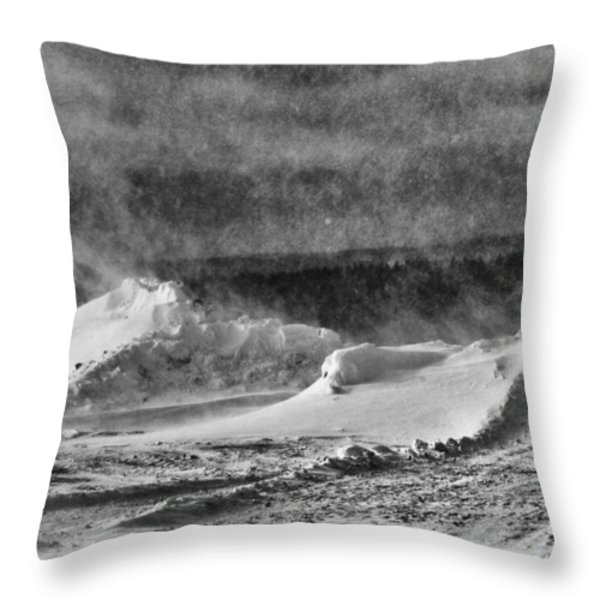 The Way Life Should Be Throw Pillow by Susan Capuano