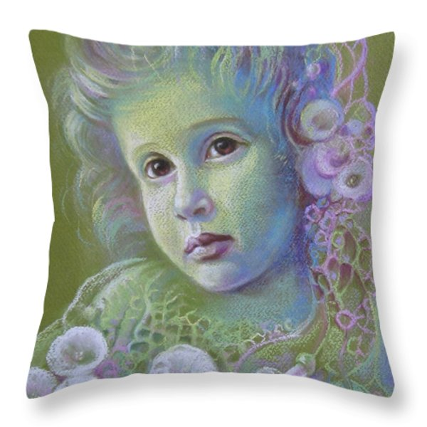 There Is Always Hope Throw Pillow by Elena Oleniuc