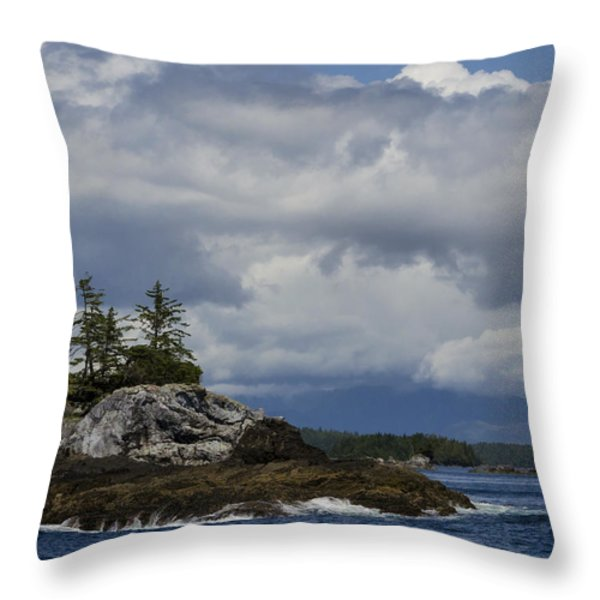 There Is So Much - West Coast Series By Jordan Blackstone Throw Pillow by Jordan Blackstone
