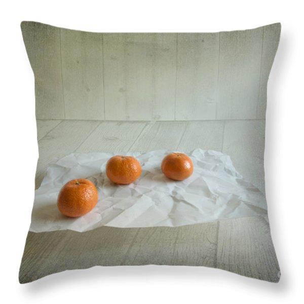 Three Throw Pillow by Veikko Suikkanen