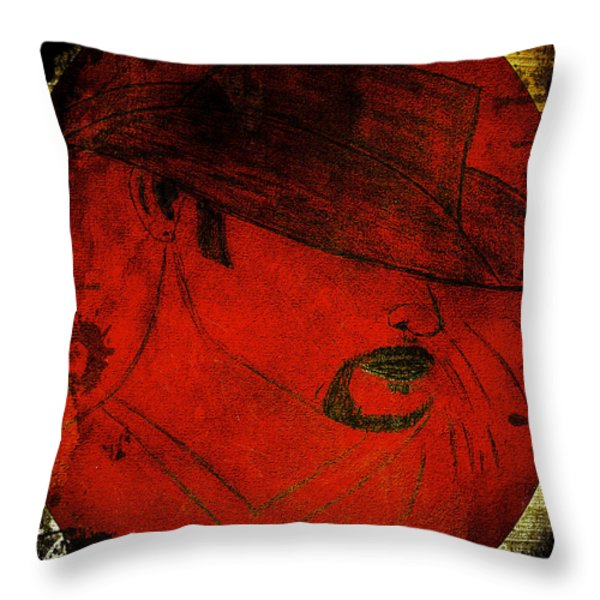 Tim The Early Years Throw Pillow by M and L Creations