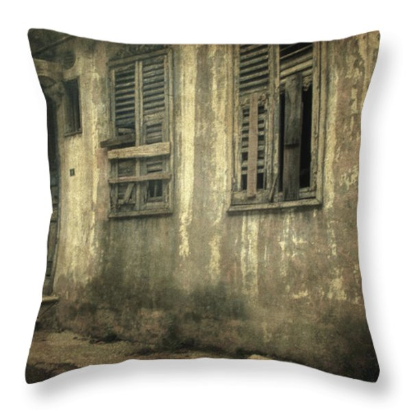 Time Beyond Time Throw Pillow by Taylan Soyturk