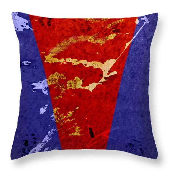 Time For A New Suit Throw Pillow by Fran Riley