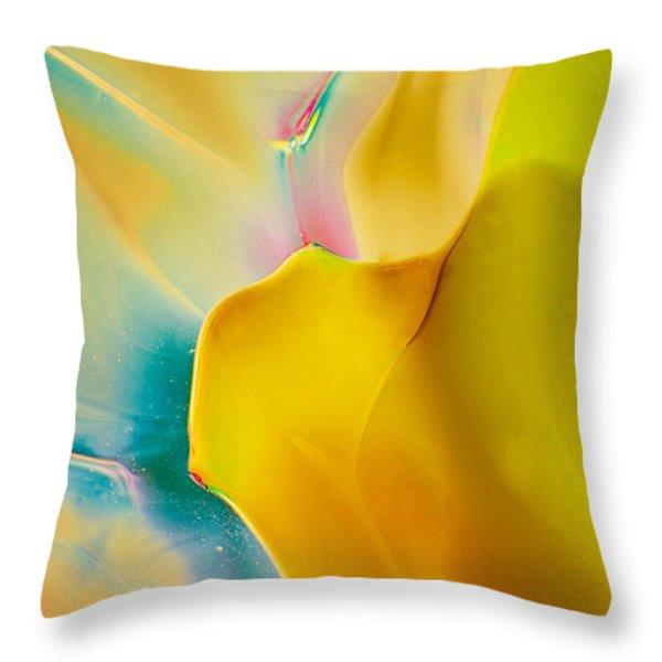Tinkerbell Throw Pillow by Omaste Witkowski