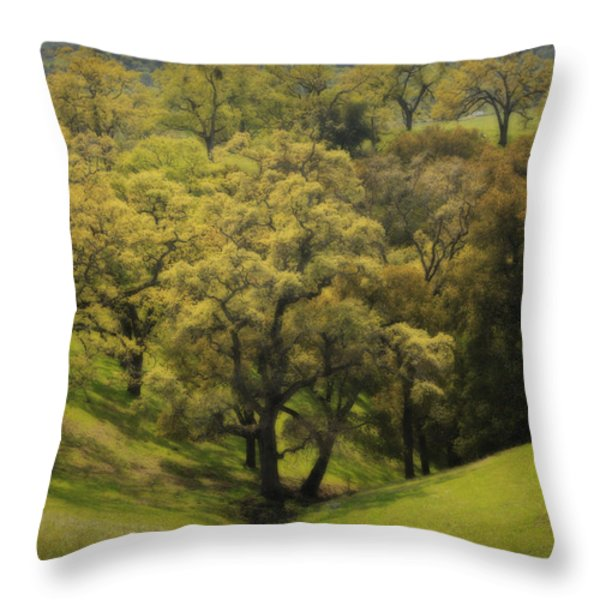 To Comfort You Throw Pillow by Laurie Search