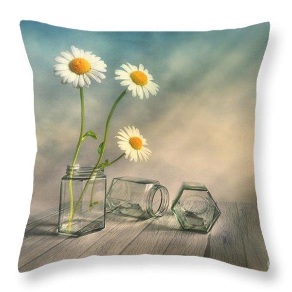 Together 2 Throw Pillow by Veikko Suikkanen