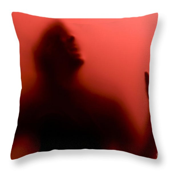 True Blood Throw Pillow by Diane Diederich