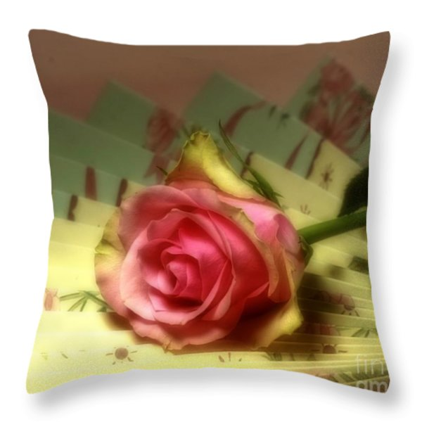 True Romance Throw Pillow by Inspired Nature Photography Fine Art Photography