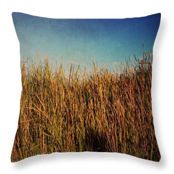 Unexpected Things Throw Pillow by Laurie Search