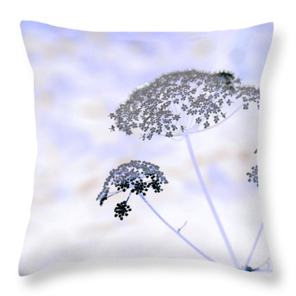 UNREAL Throw Pillow by Eiwy Ahlund