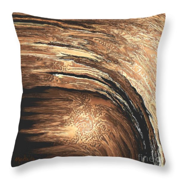 Untitled 356 Throw Pillow by Nedunseralathan R