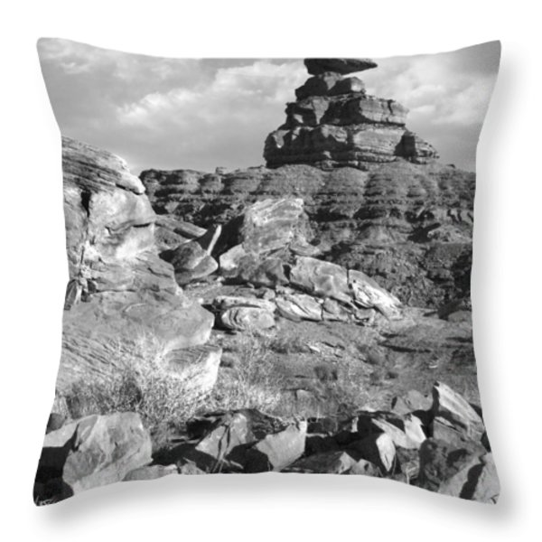 Utah Outback 38 Throw Pillow by Mike McGlothlen